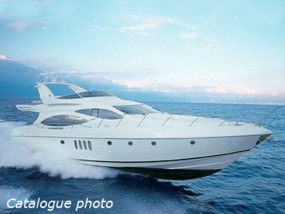 Azimut 68 plus, Motor Yacht
