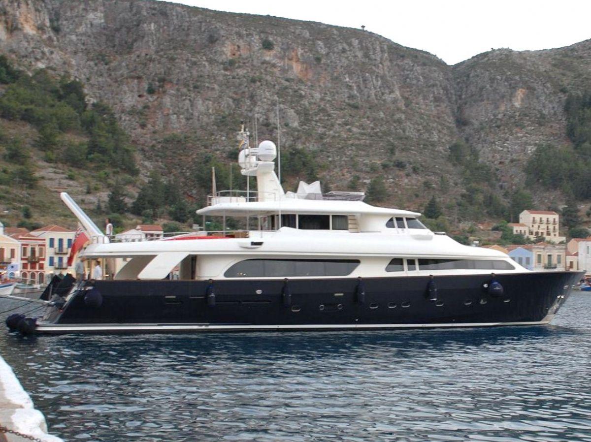 Ferretti Navetta 30, Motor Yacht