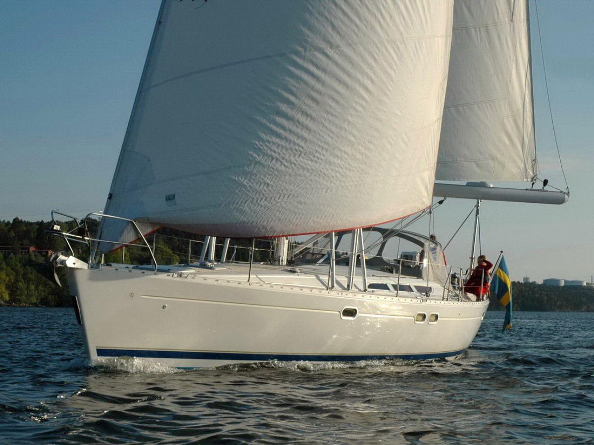 Jeanneau Sun Odyssey 47, Sail Yacht