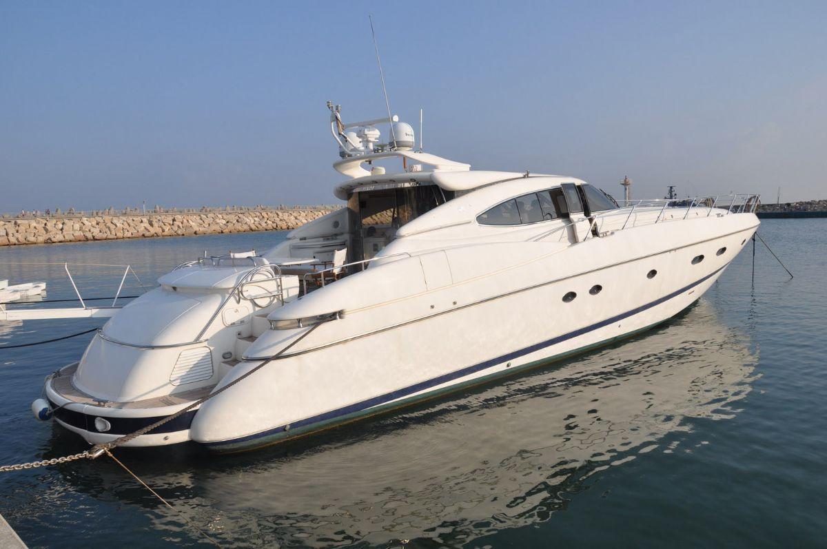 Sunseeker Predator 80, Motor Yacht