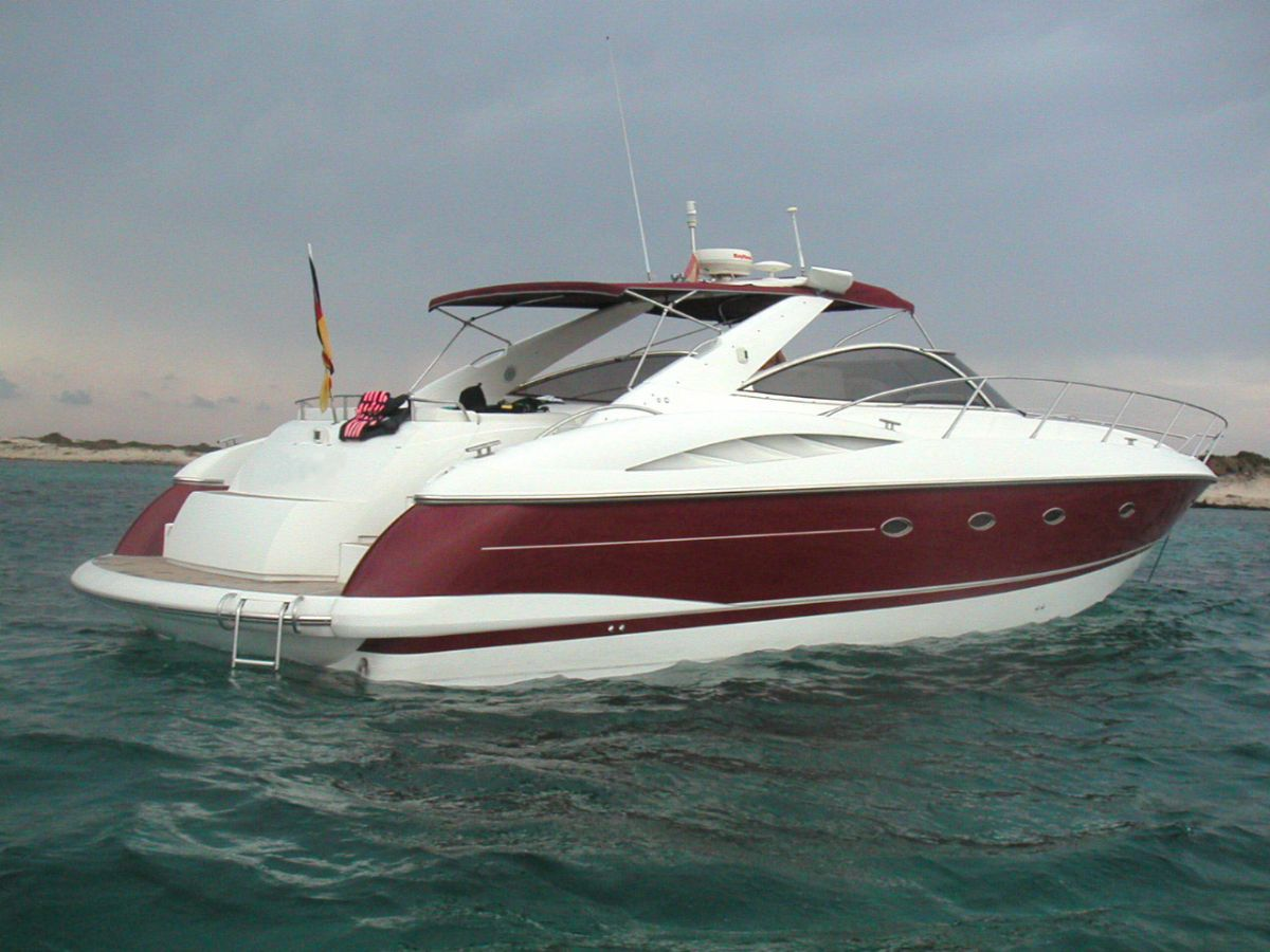 Sunseeker Camargue 50, Motor Yacht