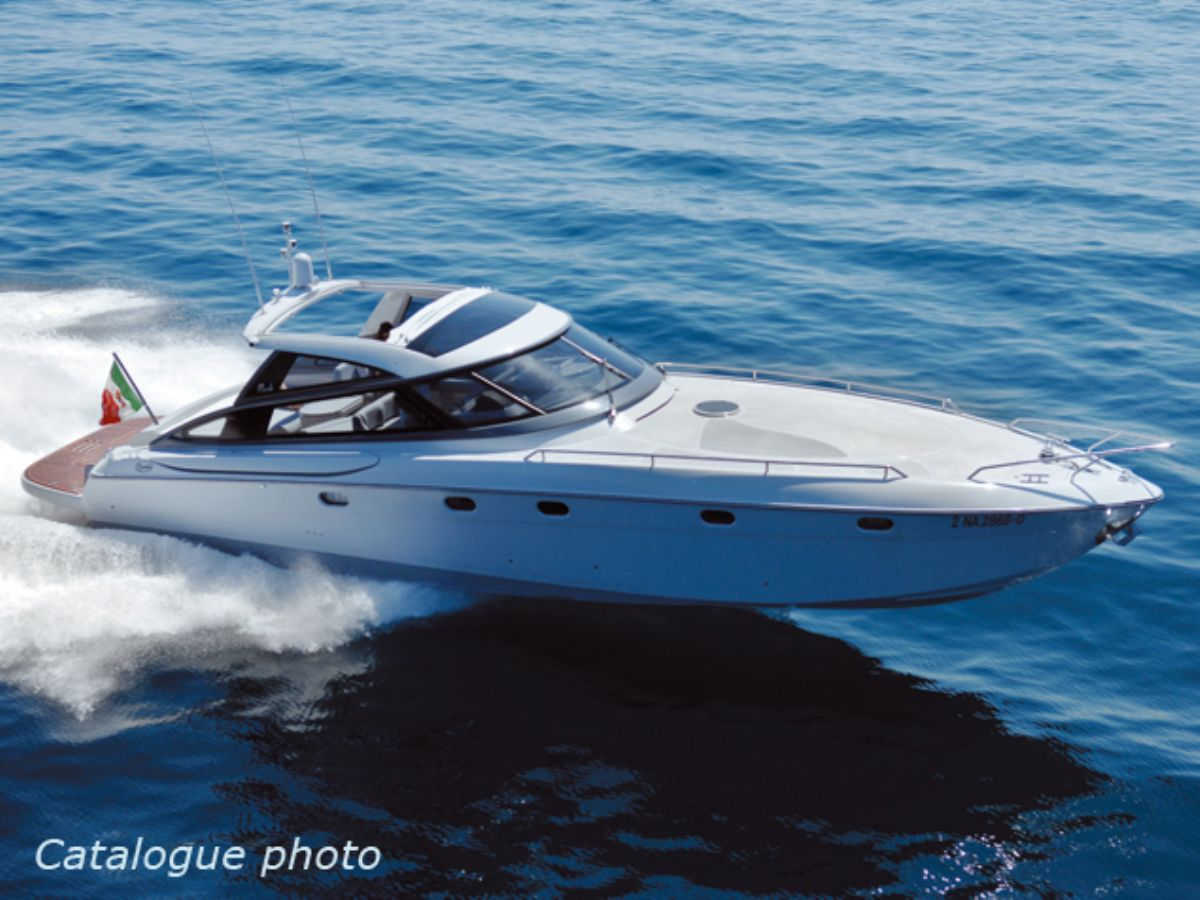 Baia 48 Flash, Motor Yacht