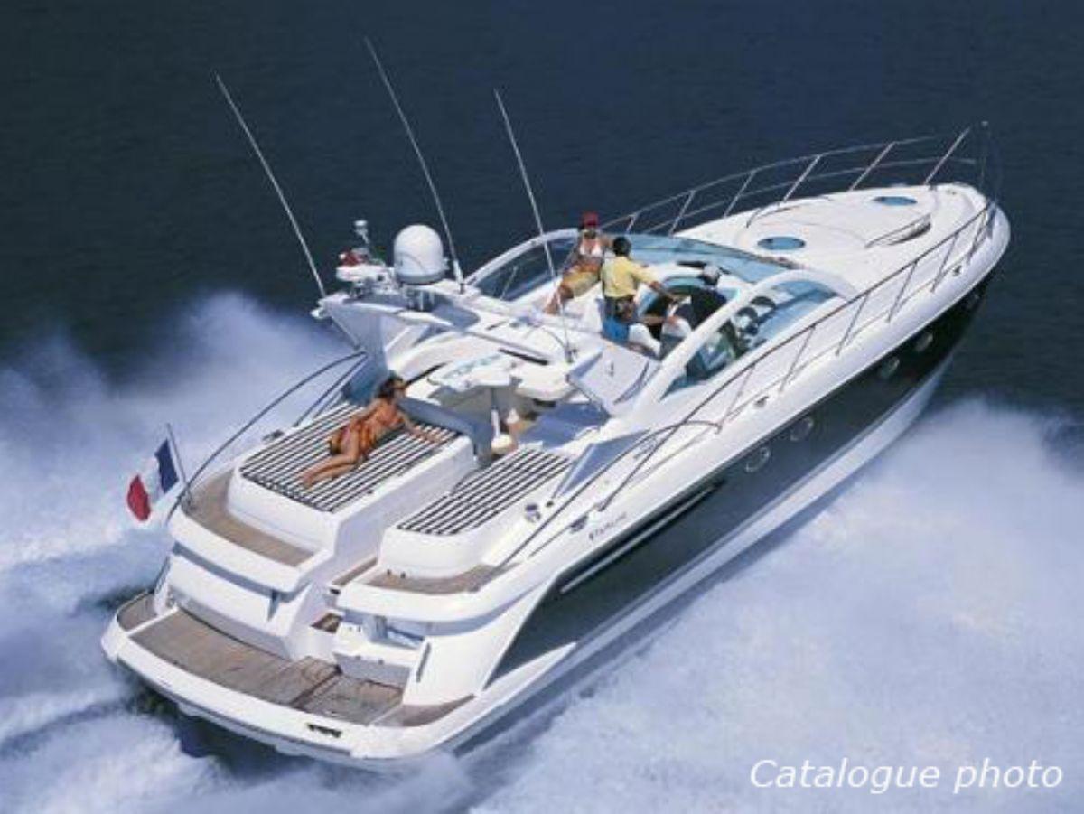 Fairline Targa 52, Motor Yacht