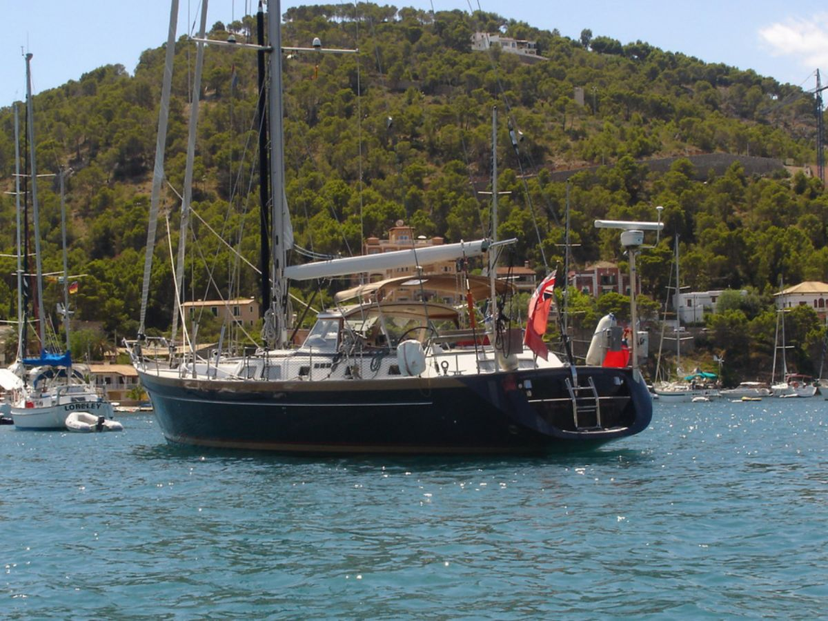 Hallberg Rassy 62, Sail Yacht