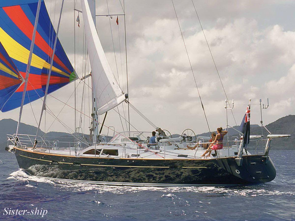 Moody 64, Sail Yacht