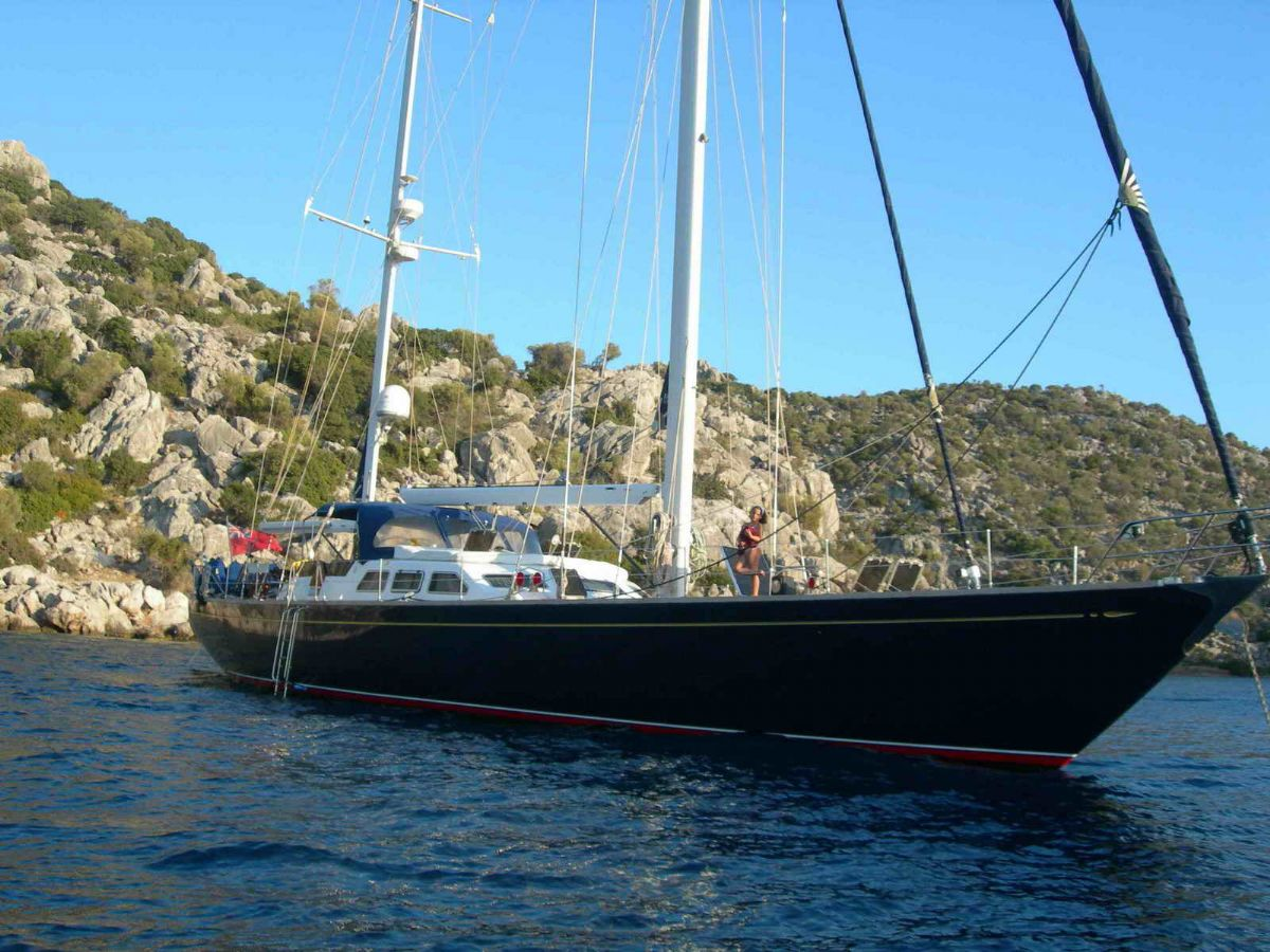 Sparkman & Stephens Ketch 25m