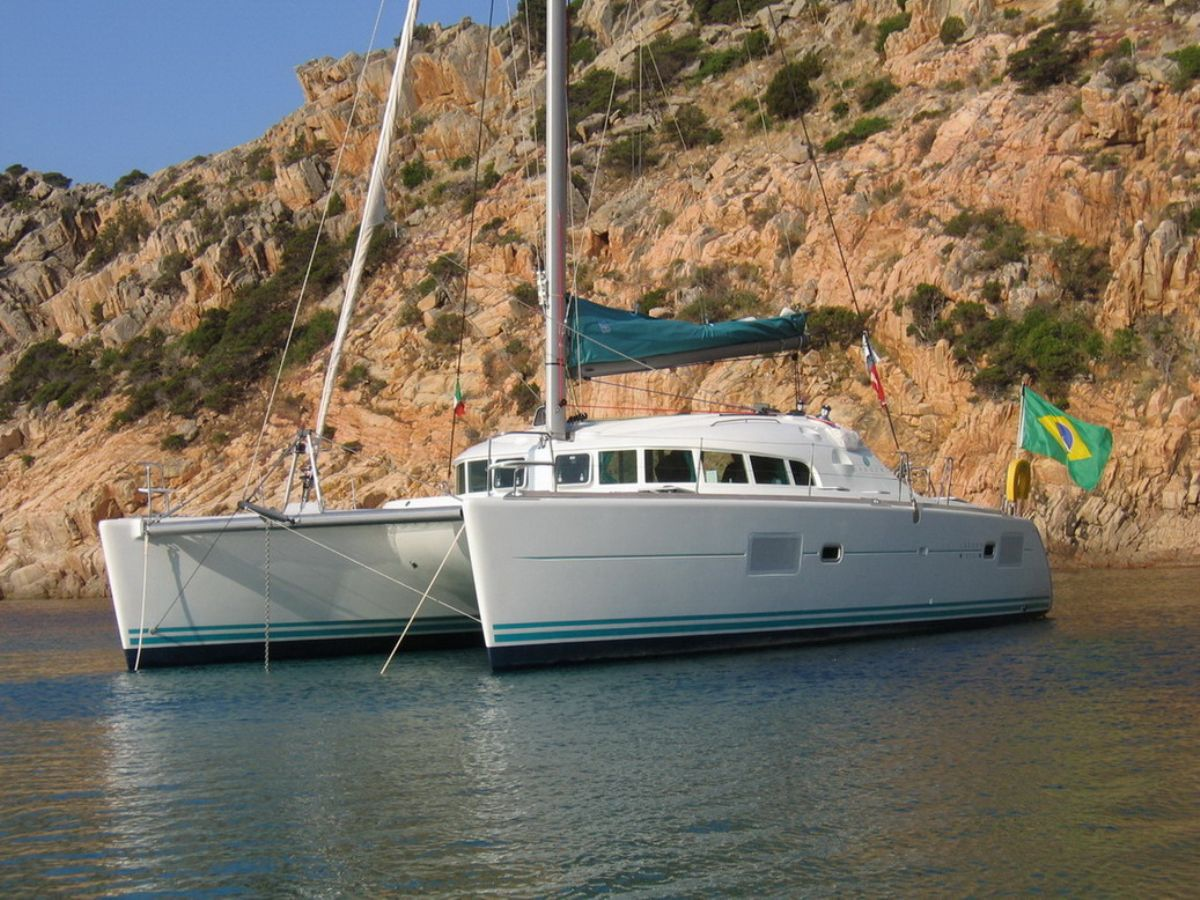 Lagoon 410 S2, Sail Yacht