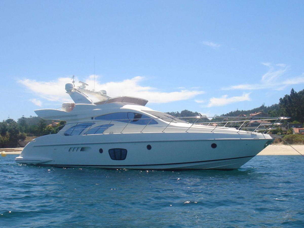 Azimut 55 Evolution, Motor Yacht