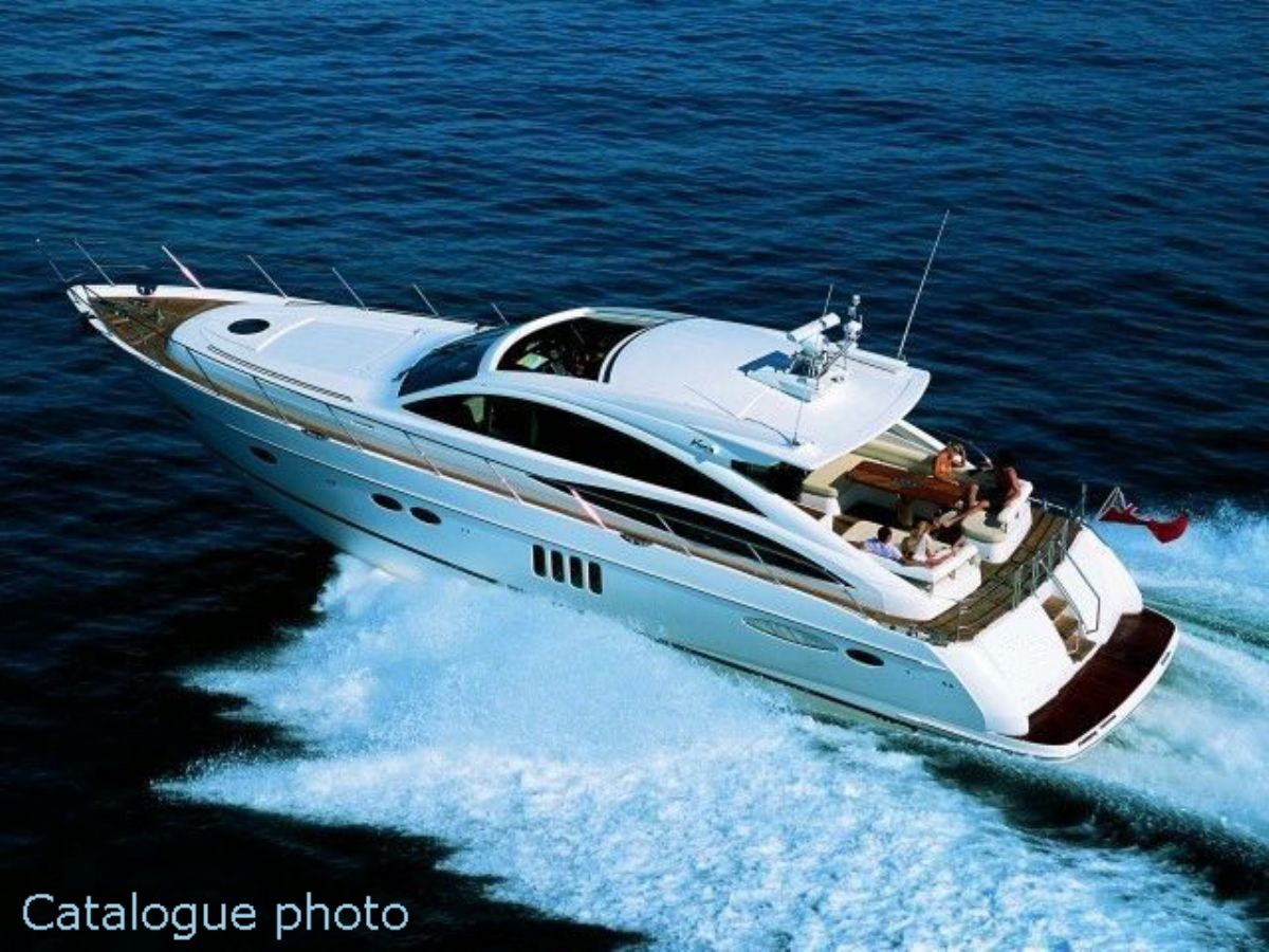 Princess V65, Motor Yacht