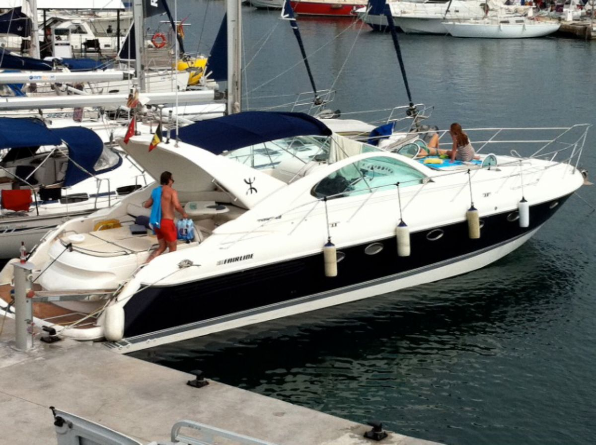 Fairline Targa 48, Motor Yacht
