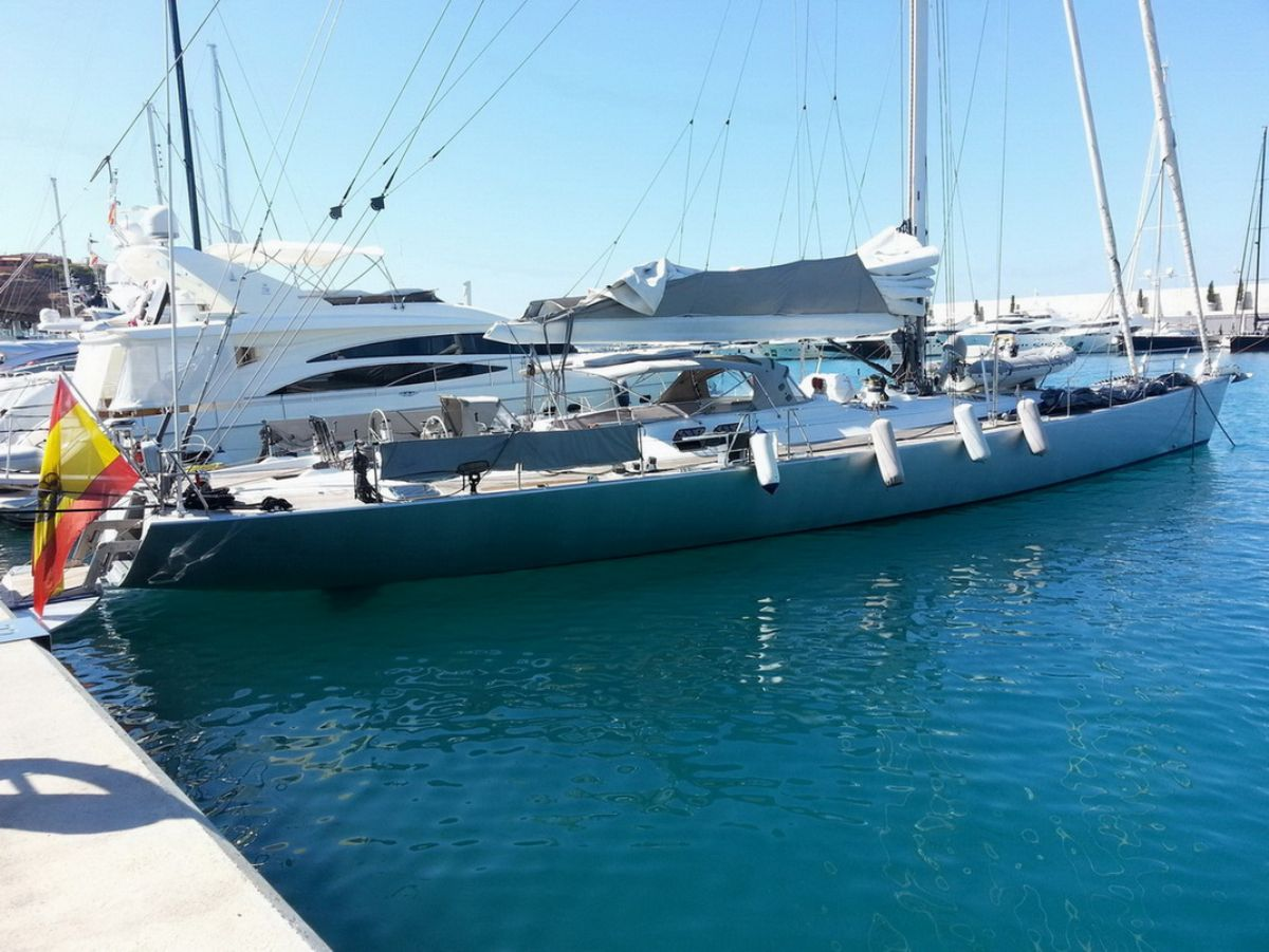 MAG France 27m Custom Built Sloop, Sail Yacht