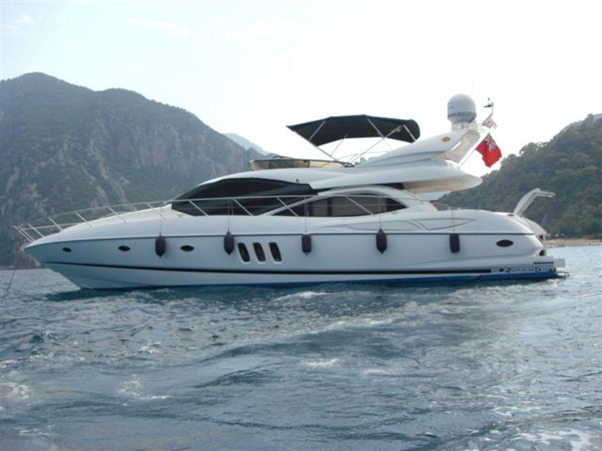 Sunseeker Manhattan 64 MK II, Motor Yacht