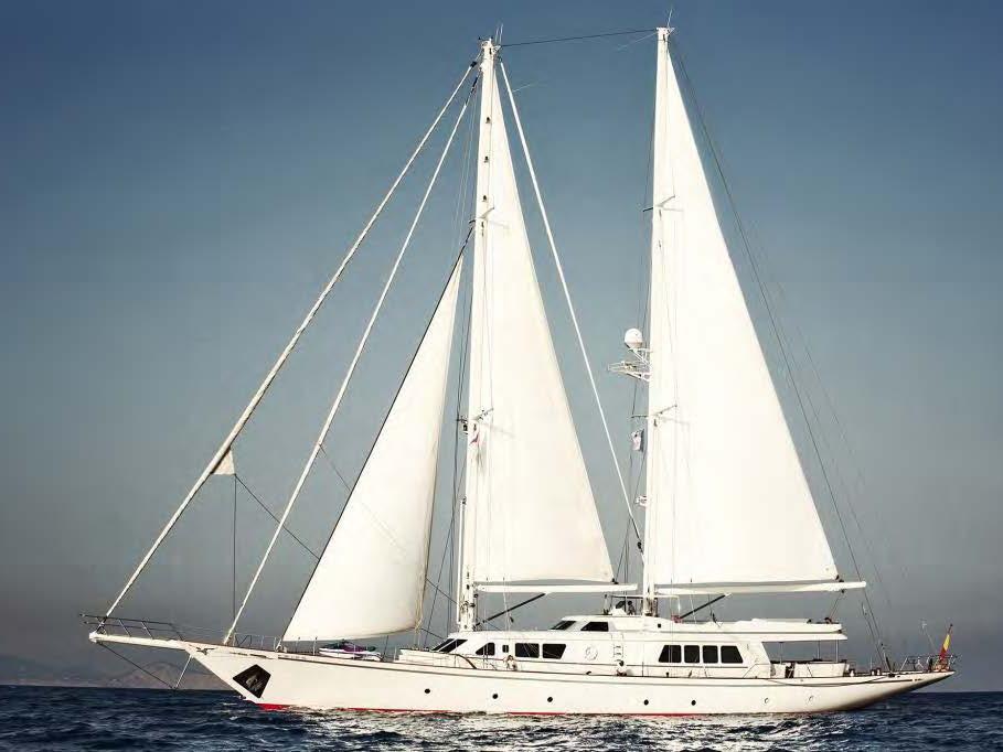 Sail Yachts for sale including used Jongert, Lagoon, CIM Maxi, North